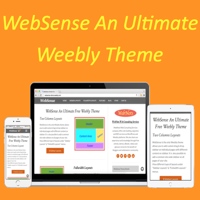 Websense Ultimate Free Weebly Theme Websense A Two